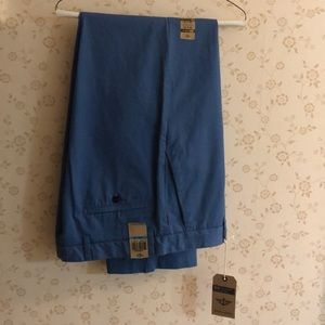 Dockers Flat Front Light Blue Pants